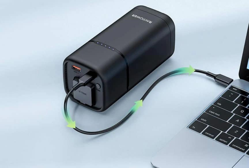 PD Pioneer 20000 80W Portable Laptop Charger
