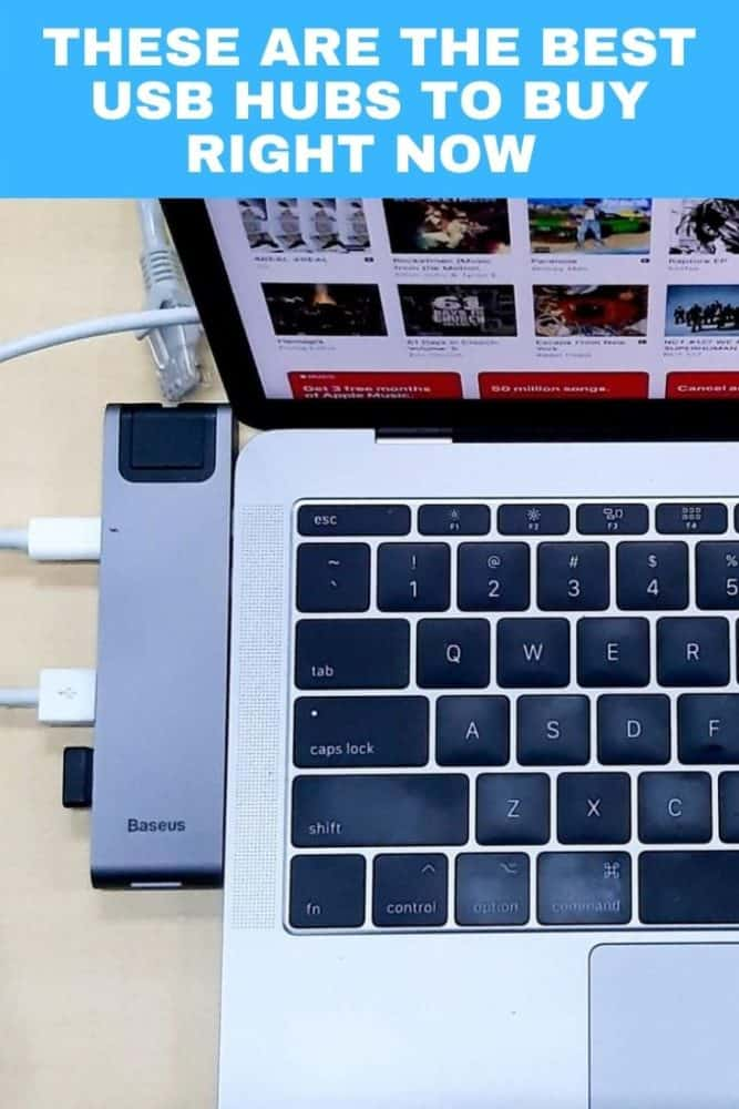The Best USB Hubs to Buy Right Now