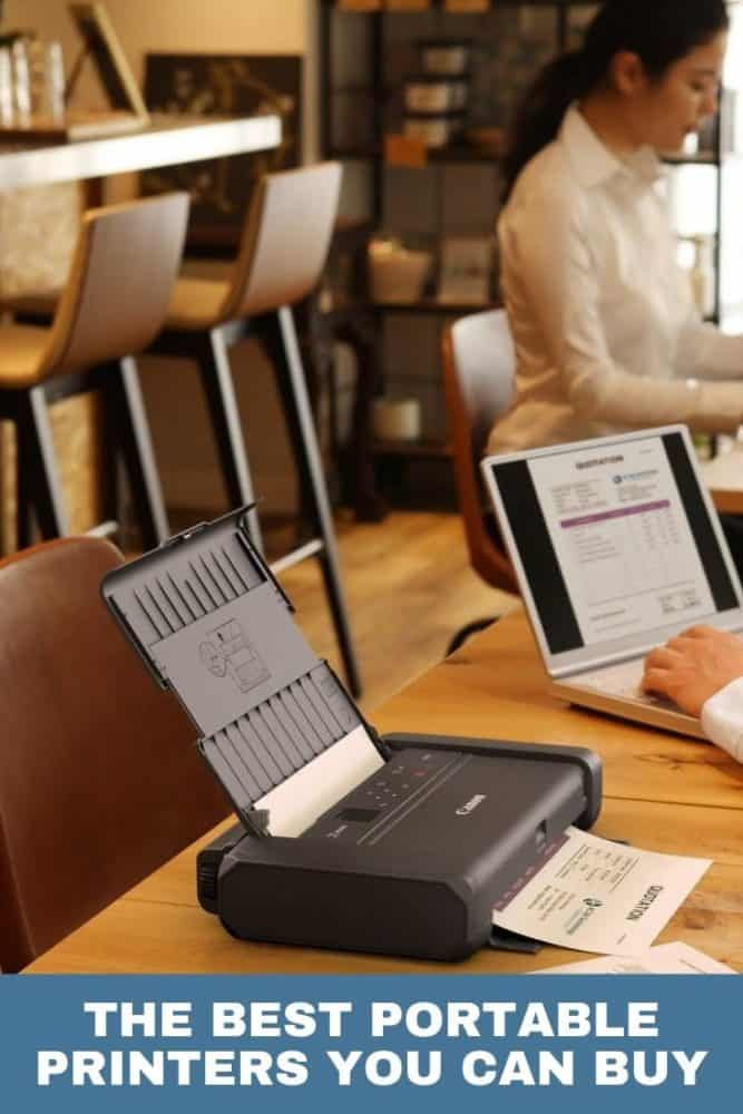 The best portable printers you can buy