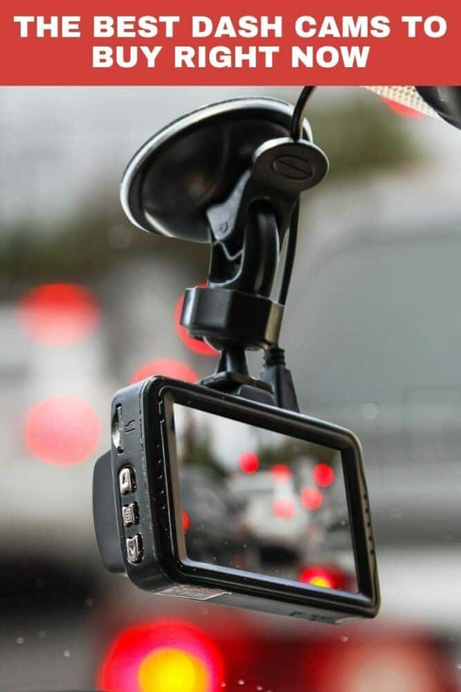 The Best Dash Cams to Buy Right Now