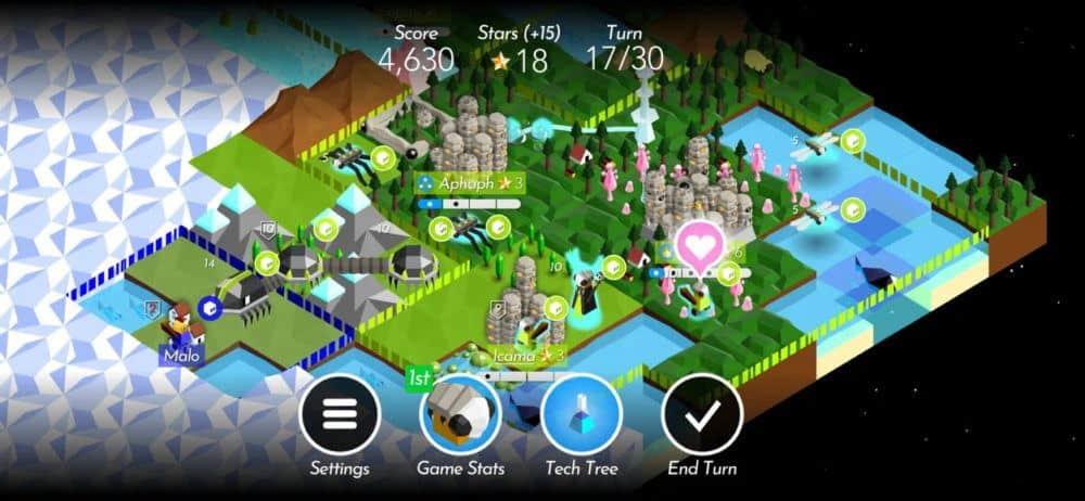 Battle of Polytopia iOS