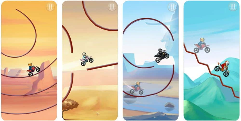 Bike Race Free Style Games