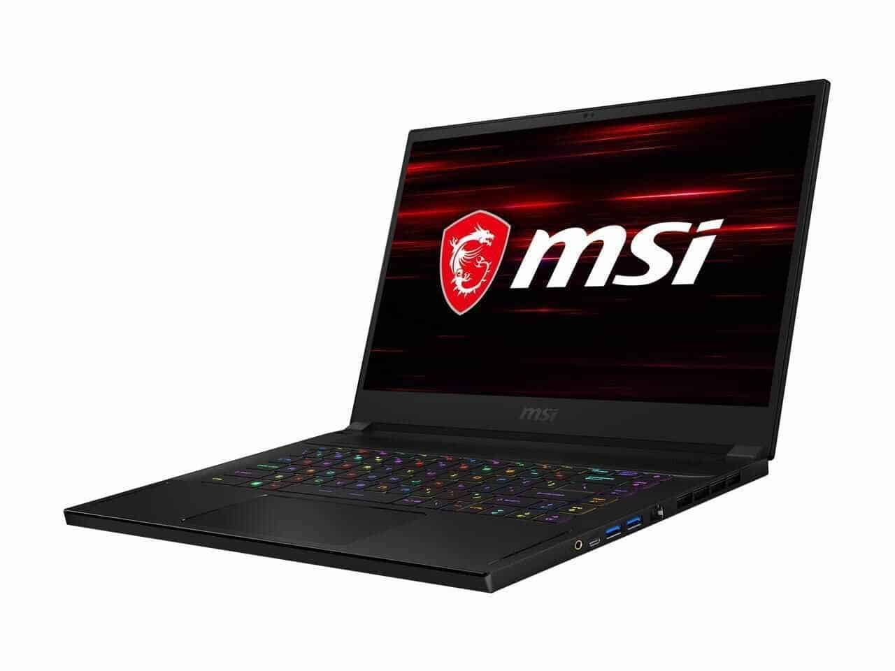 Best Laptop for Gaming and Work: MSI GS66 Stealth