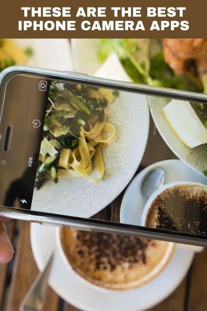 These are the Best iPhone Camera Apps