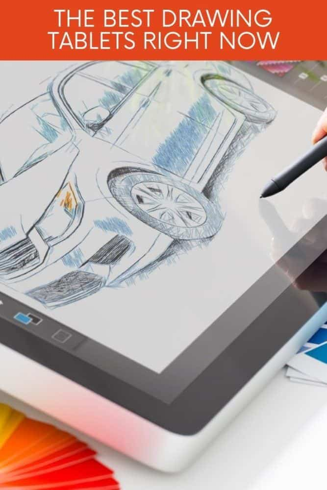 The Best Drawing Tablets Right Now