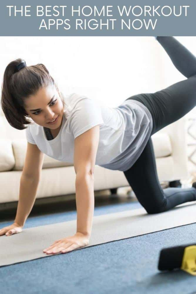 The Best Home Workout Apps Right Now