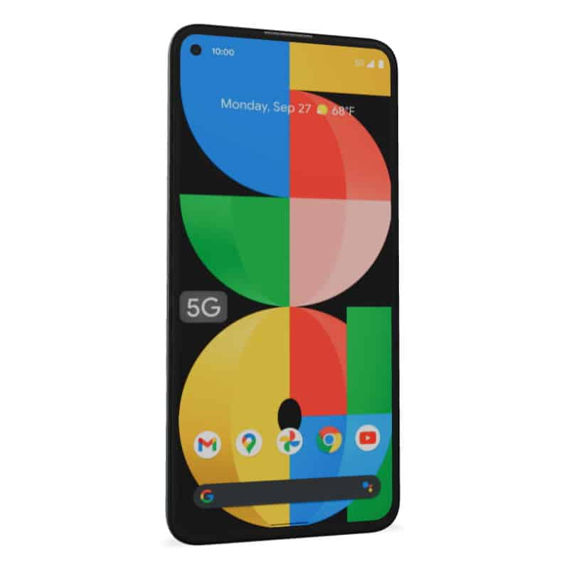Best Smartphone With Long Battery Life for Travel: Google Pixel 5a
