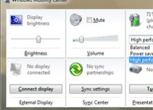 Quick Tips: Windows Mobility Center